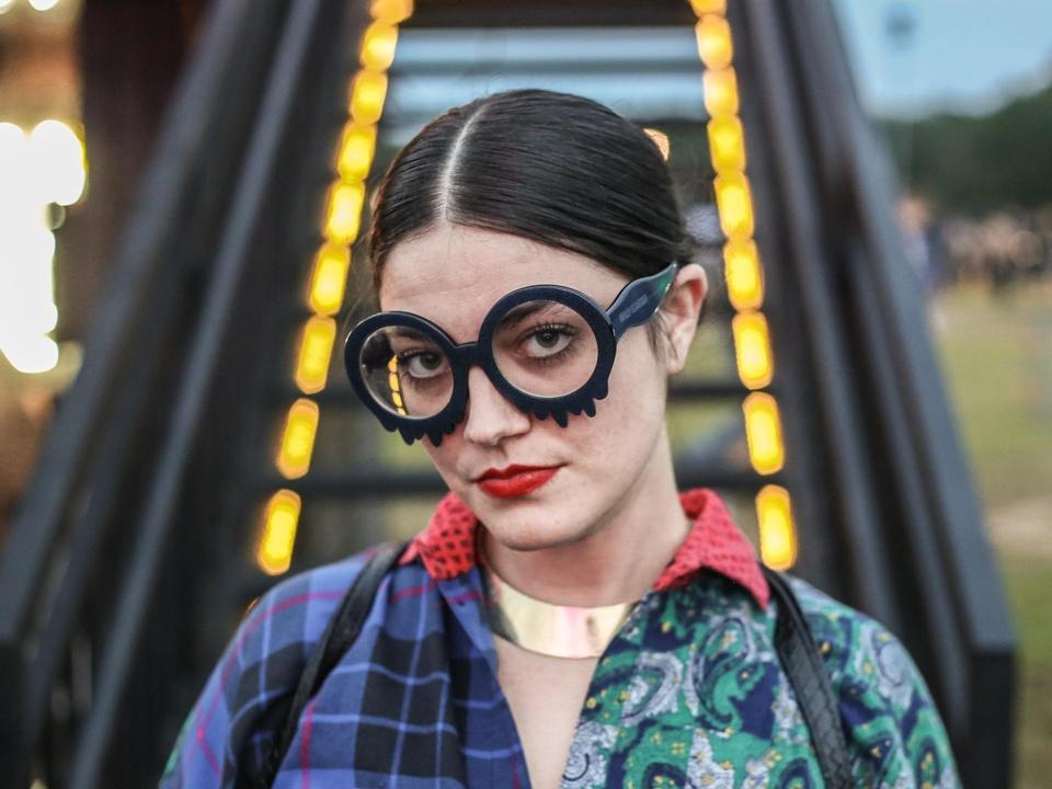 Sound on Sound Fest 2016 Street Style Megan Reddick