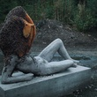 Untilled (Liegender Frauenakt) by Pierre Huyghe