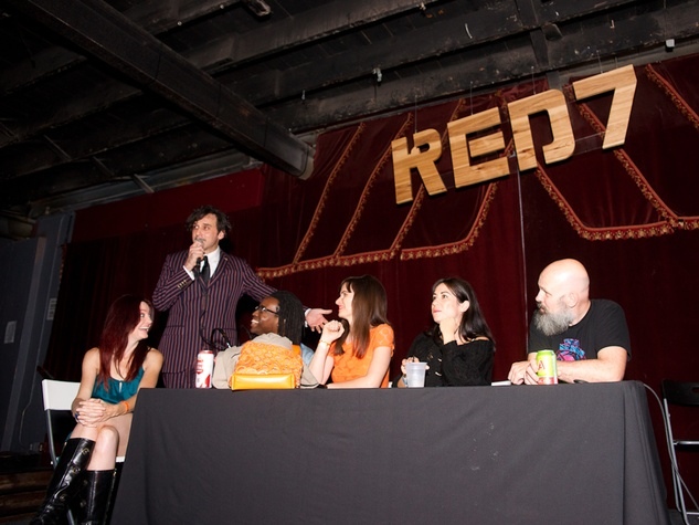 Fun Fun Fun Fest Nites Dance Off at Red 7 in Austin 02455