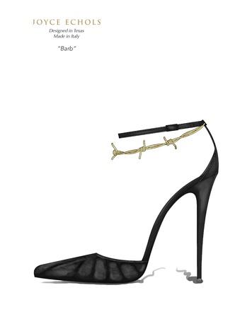Joyce Echols shoes June 2014 Barb_ from lookbook