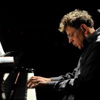 Philip Glass, composer, piano