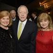 12 Jan Duncan, from left, Mike McSpadden and Anne van Horn at Texas Children's Ambassadors wraps up #GivingTuesday week December 2014