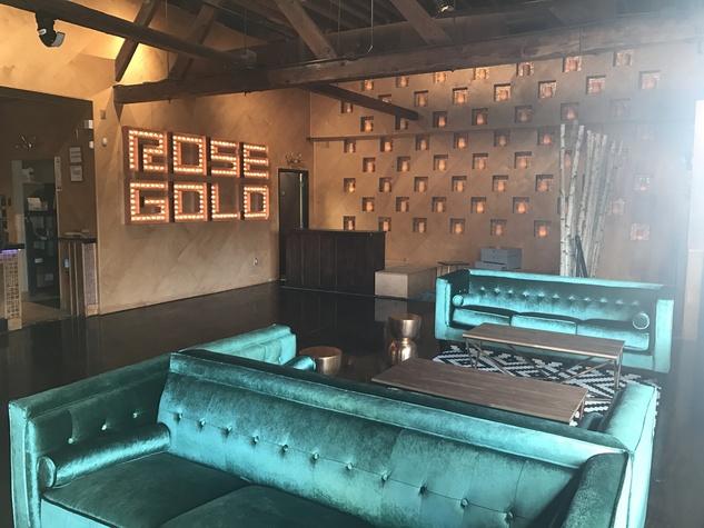 Rose Gold Midtown Interior