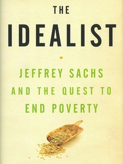 book cover of The Idealist by Nina Munk