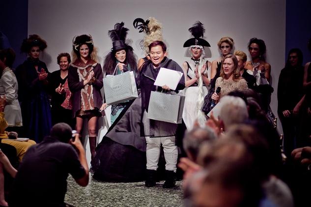 Houston, Fashion Fusion, June 2015, winner Christian Lee
