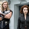 News_The Avengers_Thor (Chris Hemsworth)_Black Widow (Scarlett Johansson)