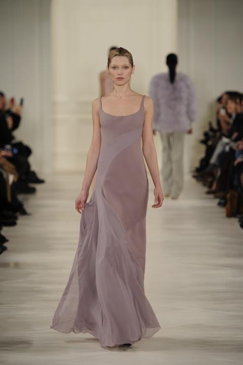 Ralph Lauren gown fall collection 2014