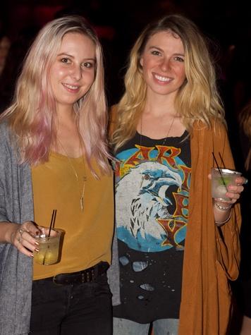 Fashion Freakout 6 at Hotel Vegas in Austin Lauren Dunkin Breezy Mcnamara