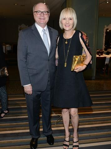 David Nichols, Erin Mathews, HFAF Dallas Party