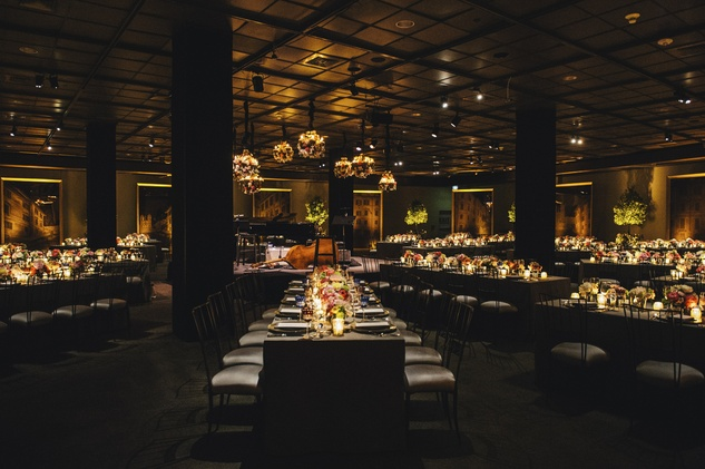 91 The Venue at the Bulgari exhibition dinner May 2014
