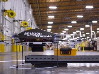 1 Amazon drone December 2013