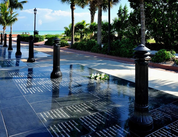 Key West AIDS Memorial