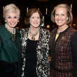 Carmaleta Whitely, Judy Wright, Cathy Packard, National Philanthropy Day