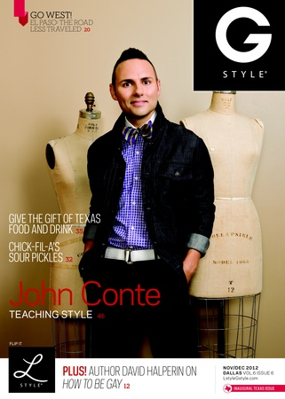John Conte G Style