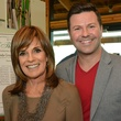 Linda Gray and Ron Corning