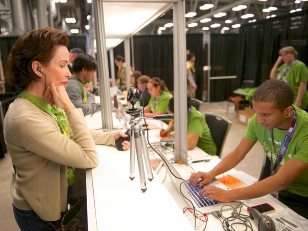 SXSW_South by Southwest_volunteer_Debbie Finley_2014