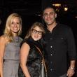 Daniela Sanchez, from left, Gabriela Sanchez and Marco Sanchez at George Lancaster's birthday bash October 2013