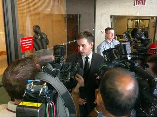 Dallas City Council member Scott Griggs