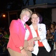 3 Pride Parade Houston June 2014 Mayor Annise Parker and Kathy Hubbard