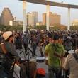 Austin Photo Set_News_Veronica Castelo_Grupo Fantasma  Concert_September 2011