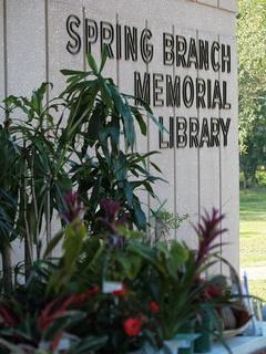 Spring Branch Memorial Library