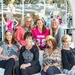 Lori Brawley Grawunder, Carole Rachal Torphy, Vicki Hammons Woodlee Carla Barnes Powers, Fredelyn Walters Christian, Sharon Clement Yates, Beverly Flower Gallagher