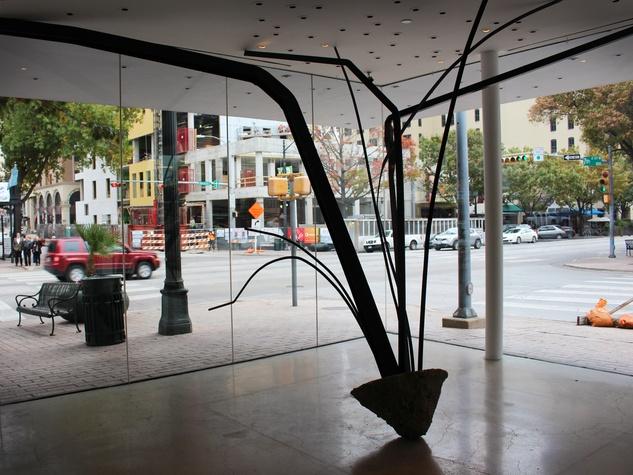 The Contemporary Austin Jones Center Monika Sosnowska Habitat 2016