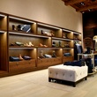Men's side of Lucchese store in Highland Village