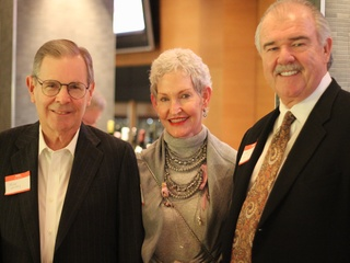 Mike Wortley, Tracie Wortley, Gary Wood