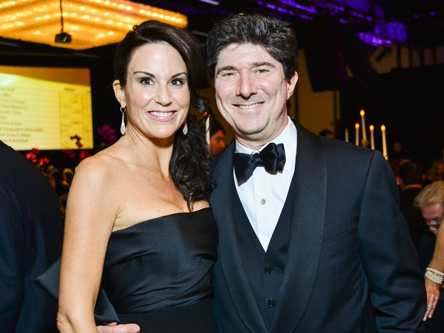 26 Norelle and Brian Becker at the Houston Children's Charity Gala November 2013