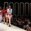 Austin Fashion Week 2014 Designer All Stars Runway Show Girl Incarnadine by Michelle Lesniak