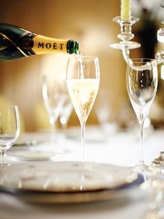 Moët & Chandon Winemaker Dinner