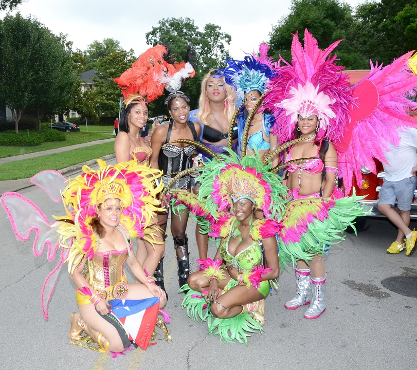 14 Pride Parade Houston June 2014