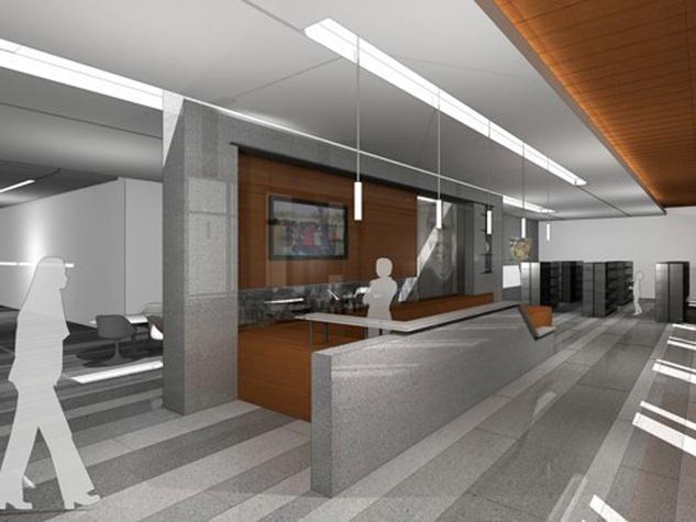 6, Emancipation Park, rendering