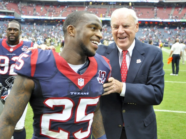 Bob McNair Kareem Jackson