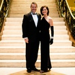 Drew Zodrow, Kelly Cruse at Crystal Charity Ball 2013