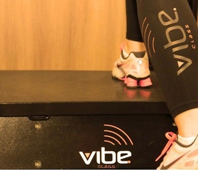 Standing firm on the Vibe equipment