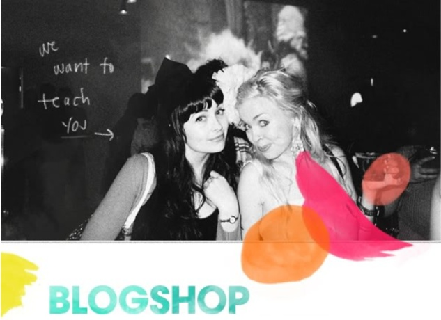 Austin Photo Set: News_Jackie Rangel_Blog Shop_Bri Emery_Oct 2011_blogshop