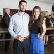 Sean Stout, Katie Cunningham, CultureMap Dallas Tastemaker Awards