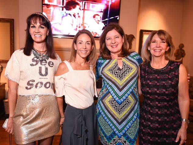 Heart of Fashion, Beth Muecke, Melissa Holton, Sharon Schwartz, Donna Grehn