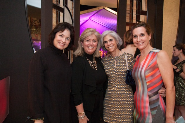 News, Shelby, CAMH Another Great Night, Nov. 2015,Julie Kinzelman, Gisela Cherches, Judy Nyquist, Kerry Imman