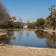 Pond at 10000 Hollow Way Walnut Place in Dallas