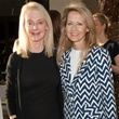 Shelle Sills and Lynn McBee, partners cards kick off