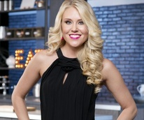 Food Network Star Sarah Penrod