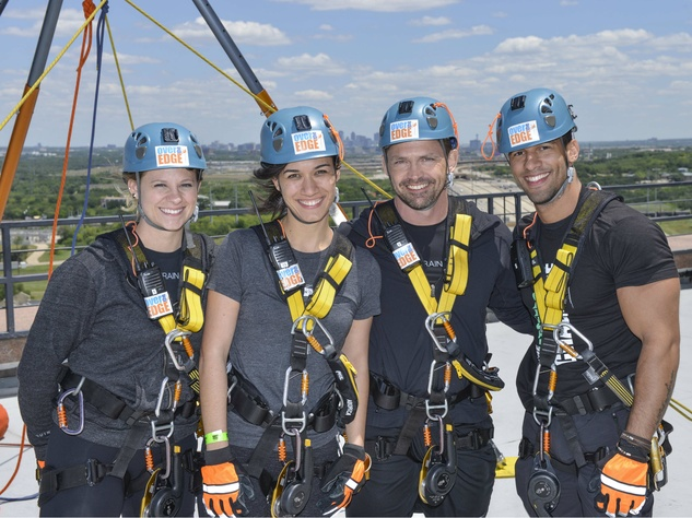 equinox crew, shatterproof challenge