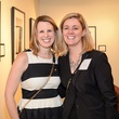 71 Jamie Hons, left, and Holly Elliot at the HeartGift photo exhibition May 2014