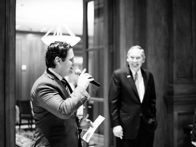 Trey Bowles of Dallas Entrepreneurship Center
