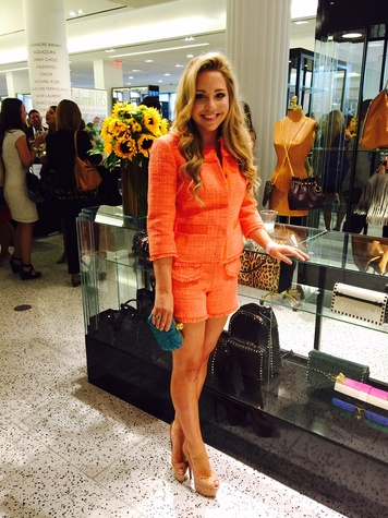 News, Shelby, Style File, Brie Warren, Aug. 2015