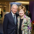 9523 Harry and Cora Sue Mach at the Lester and Sue Smith Clinic dedication at Texas Children's Hospital May 2014