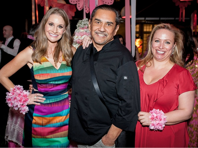 Maggie Kipp, Mico Rodriguez, Kerensa Vest, DCT Girls Party